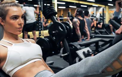 ¿Cómo y cuándo cambiar tu entrenamiento?