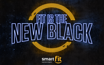 Por que ser Fit es lo de hoy, llega ¡Fit is the new Black!