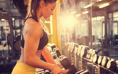 ¡Respeto al derecho ajeno! 5 reglas de etiqueta en el gimnasio