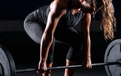 5 razones para hacer del peso muerto un básico de tu rutina