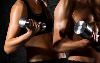 Toma nota: Éstas son las diferencias entre tonificar y definir músculo
