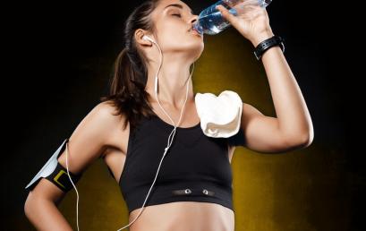 Infografía: Cómo mantenerte hidratado durante el ejercicio