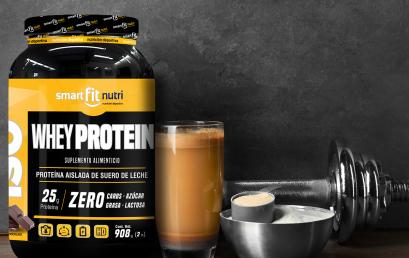 Beneficios de la Whey Protein en una rutina