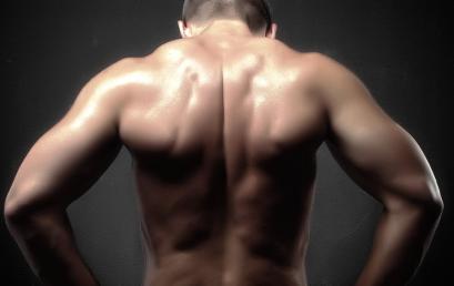 Ejercicios para una espalda en forma de V