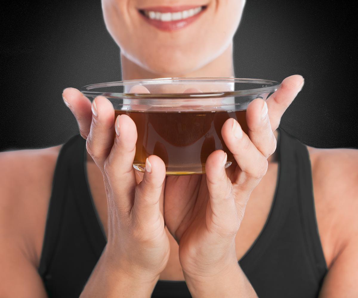 El té verde, complemento ideal para tu rutina deportiva