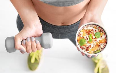 Beneficios de los granos enteros en una dieta fitness