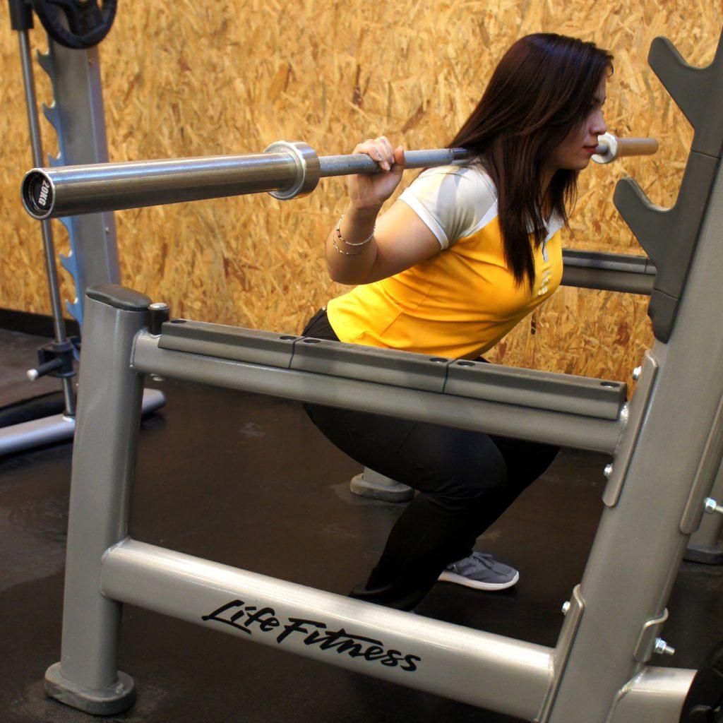 Ejercicios para bajar de peso las piernas