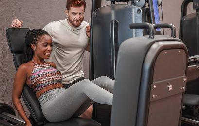 Entrenamiento personalizado para pierna