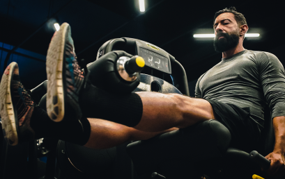 Evita lesiones en las rodillas al ejercitarte
