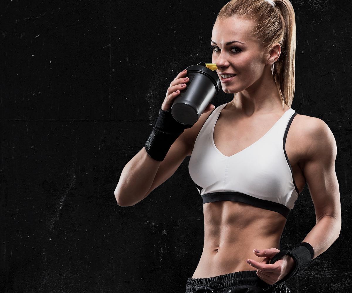 ¿Proteína en el gym para bajar de peso?