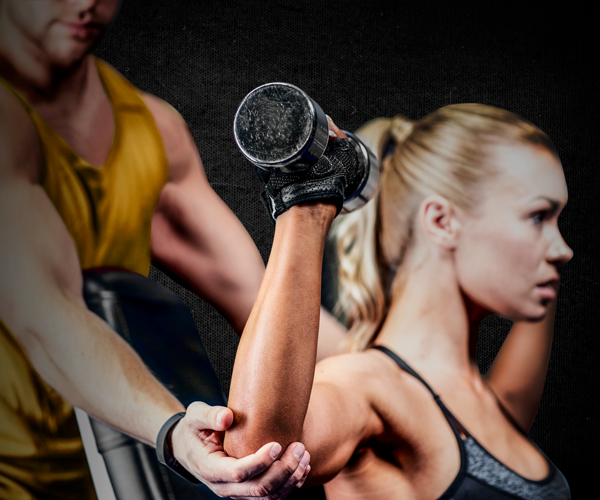 Hablando de ejercicios, ¿es lo mismo un instructor que un entrenador personal?