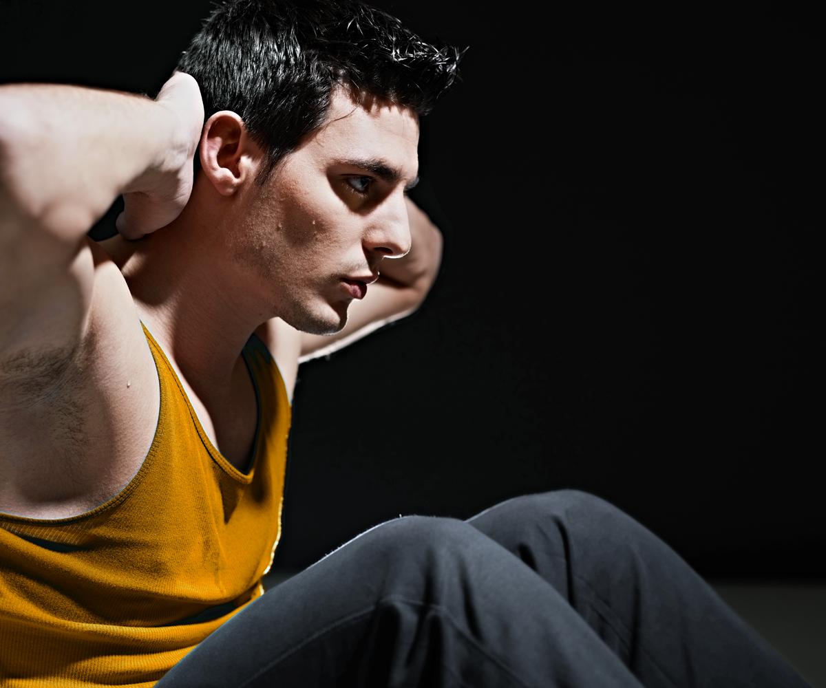 Infografía: Los 3 mejores ejercicios para definir abdomen