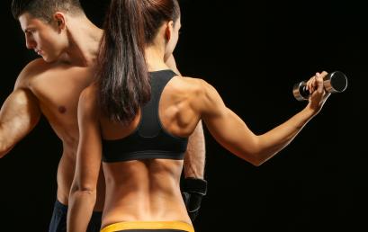 Ventajas de entrenar en pareja