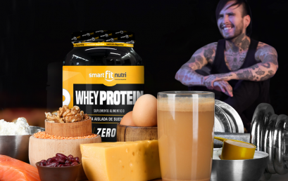 Las mejores fuentes de proteína para ganar masa muscular