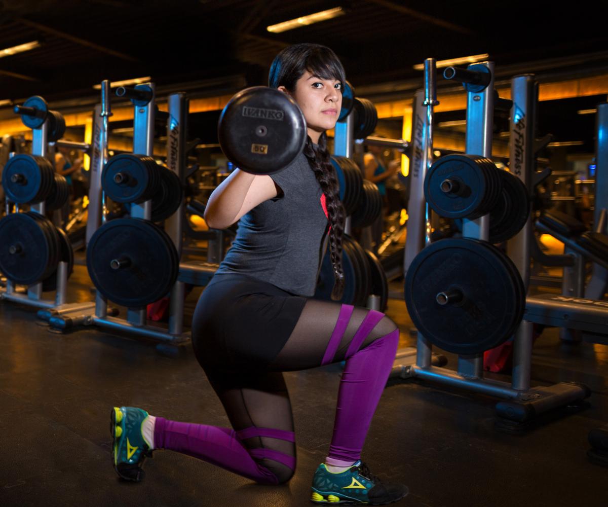 Desplantes, el mejor ejercicio para piernas y glúteos