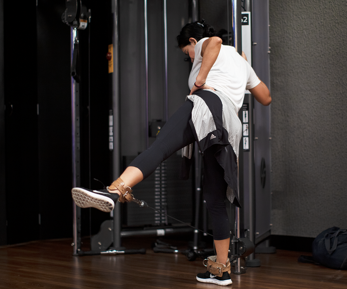 Ejercicios para glúteos en el gym, opciones para renovar tu rutina