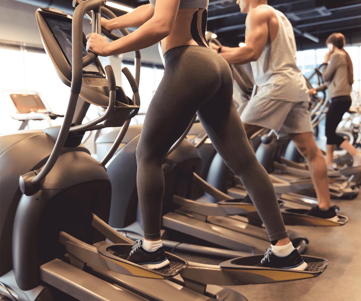 Rutinas de ejercicios en elíptica para bajar de peso