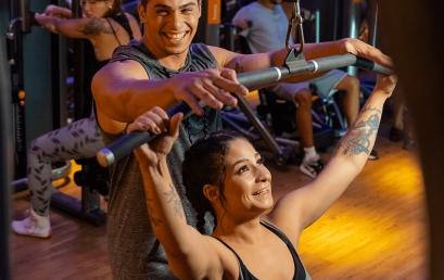 Un nuevo gym más cerca de los smartfiteros: actividades de octubre