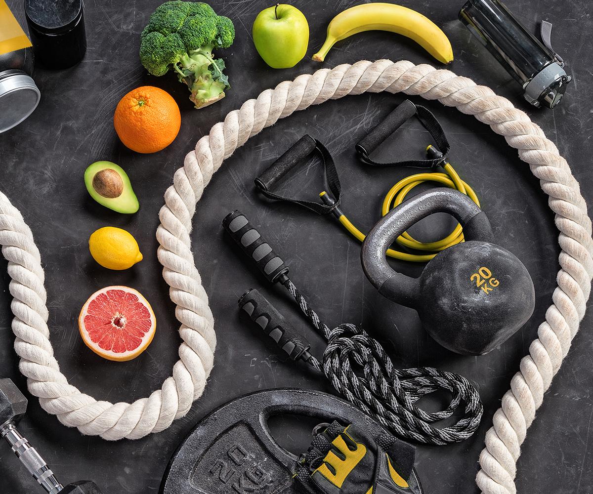 Los mejores alimentos para tu dieta en el gym