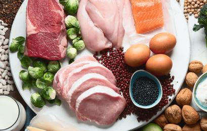 Las mejores fuentes de proteinas naturales, ¡descúbrelas!