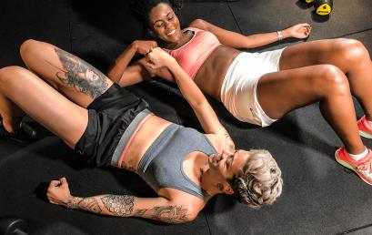 Las mejores frases fitness: motivación para el gimnasio
