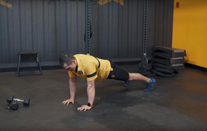 Smart Cross: una buena rutina de ejercicios funcionales en casa