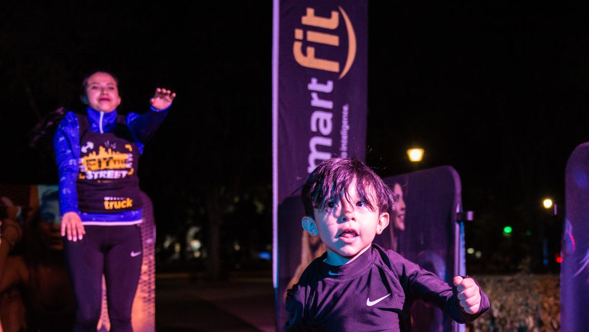Hacer ejercicio en familia en el Día Mundial de la Actividad Física