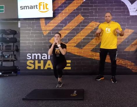 videos de rutinas de ejercicio en casa  tijera 2