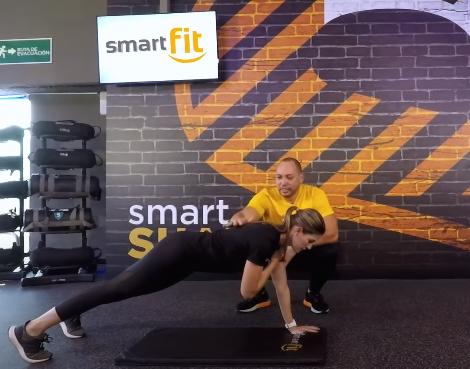 videos de rutinas de ejercicio en casa  plancha 1