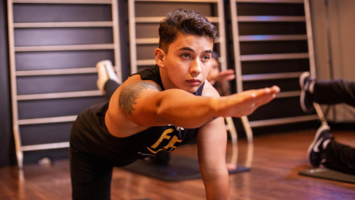 Actívate con nuestros videos de ejercicios para abdomen