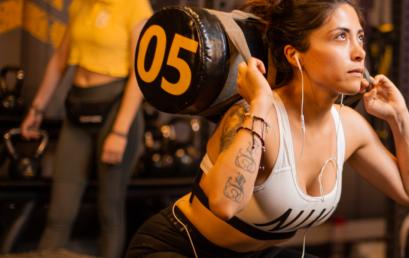 Gym en línea: lo que debes saber de un entrenamiento fullbody