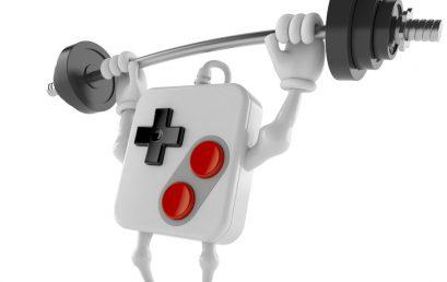 Celebra el Día del Gamer haciendo ejercicios de fitness…¡jugando!