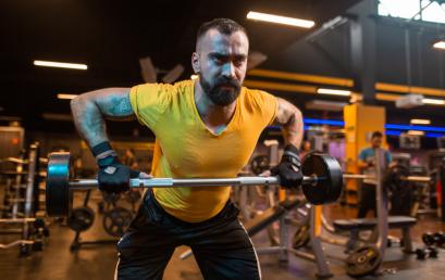 3 ejercicios de espalda baja para hacer en el gimnasio