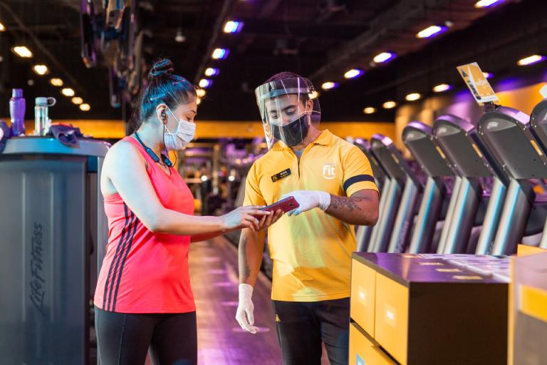 rutinas de gimnasio para principiantes celular