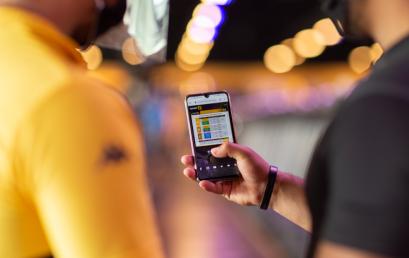 Sigue las rutinas de gimnasio para principiantes desde tu celular