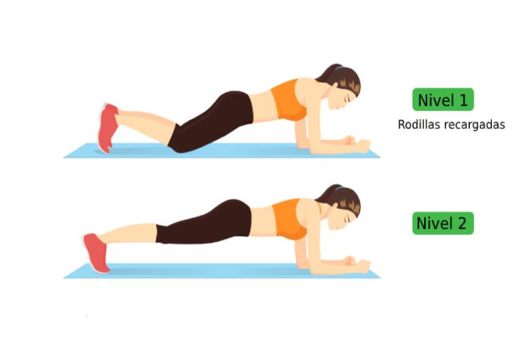 mejores-ejercicios-abdominales-planchas-2-niveles