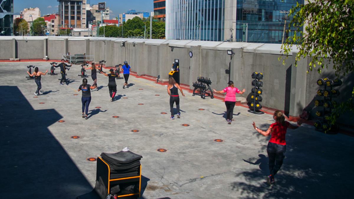 Smart Fit y los beneficios de hacer ejercicio al aire libre
