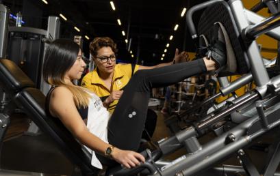 Tips para mejorar tu rutina de gym para piernas y glúteos