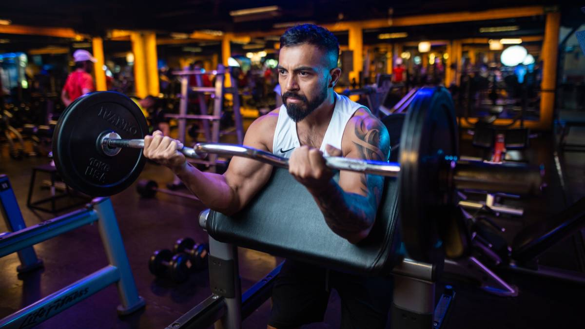 ¿Qué es un cuerpo mesomorfo y cómo entrenarlo?