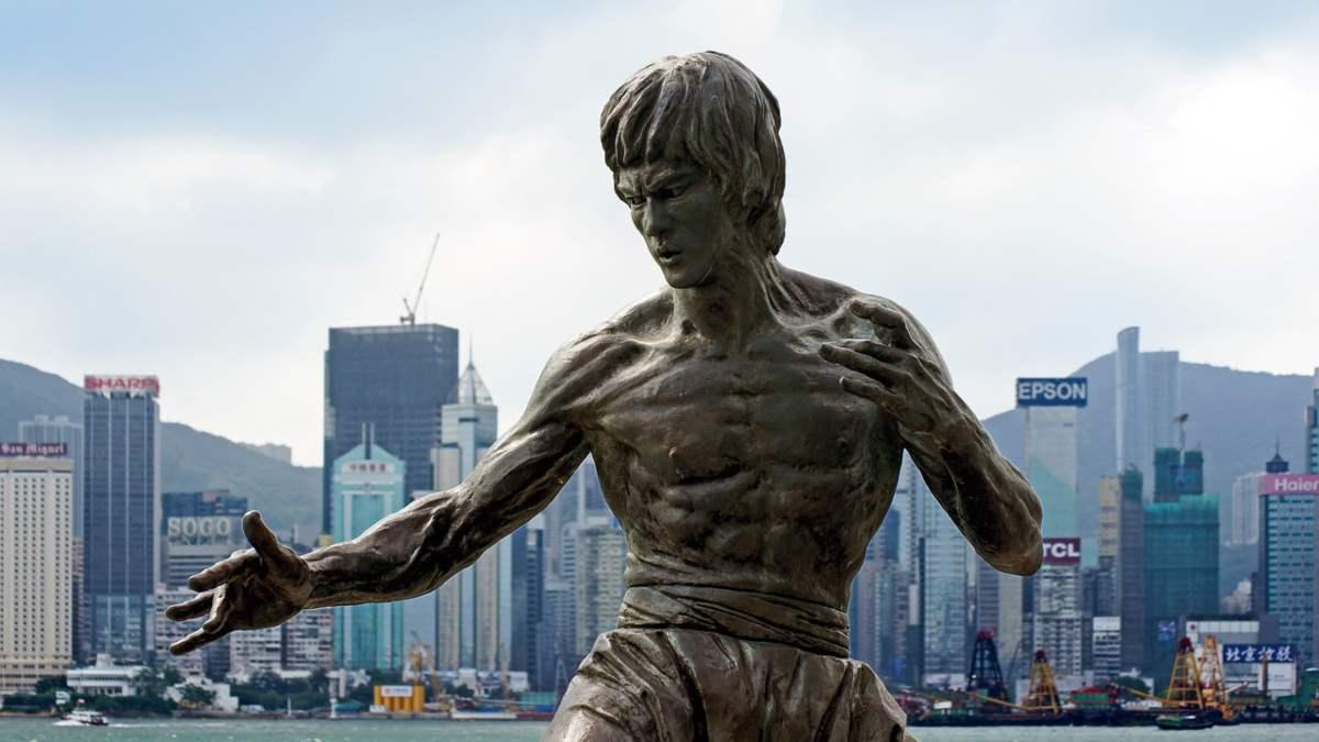 3 ejercicios para abdomen que practicaba Bruce Lee